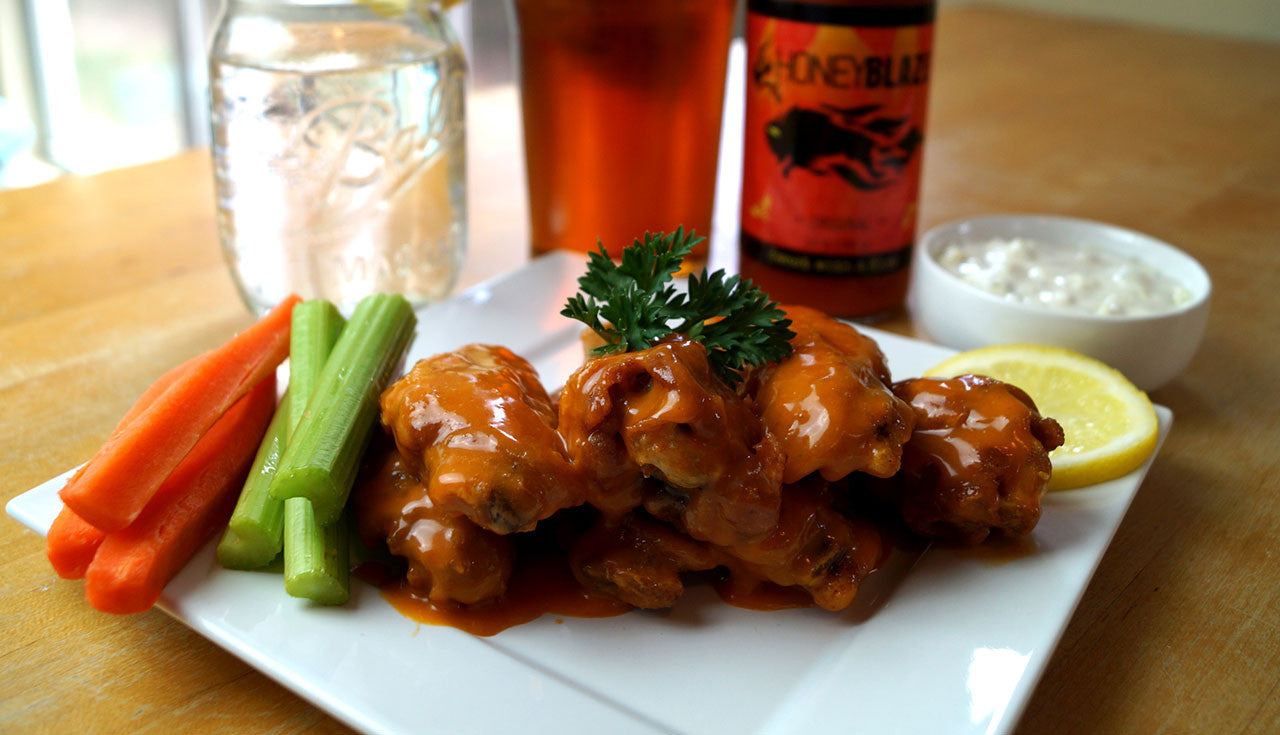 HoneyBlaze Buffalo Sauce