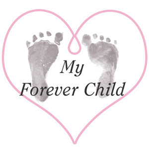 My Forever Child Poem & Logo- Copyrighted