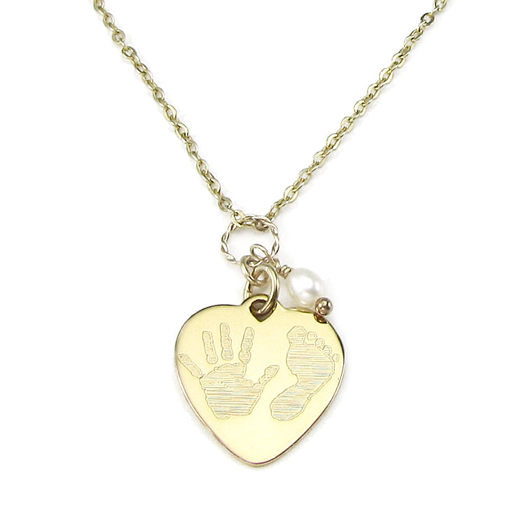 Memorial Necklace Sympathy Gift Loss of Mother Loss of Baby Jewelry for Baby Loss Child Loss Loss of Father Infant Loss