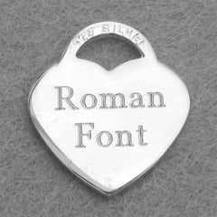 Roman Filled Engraving Font