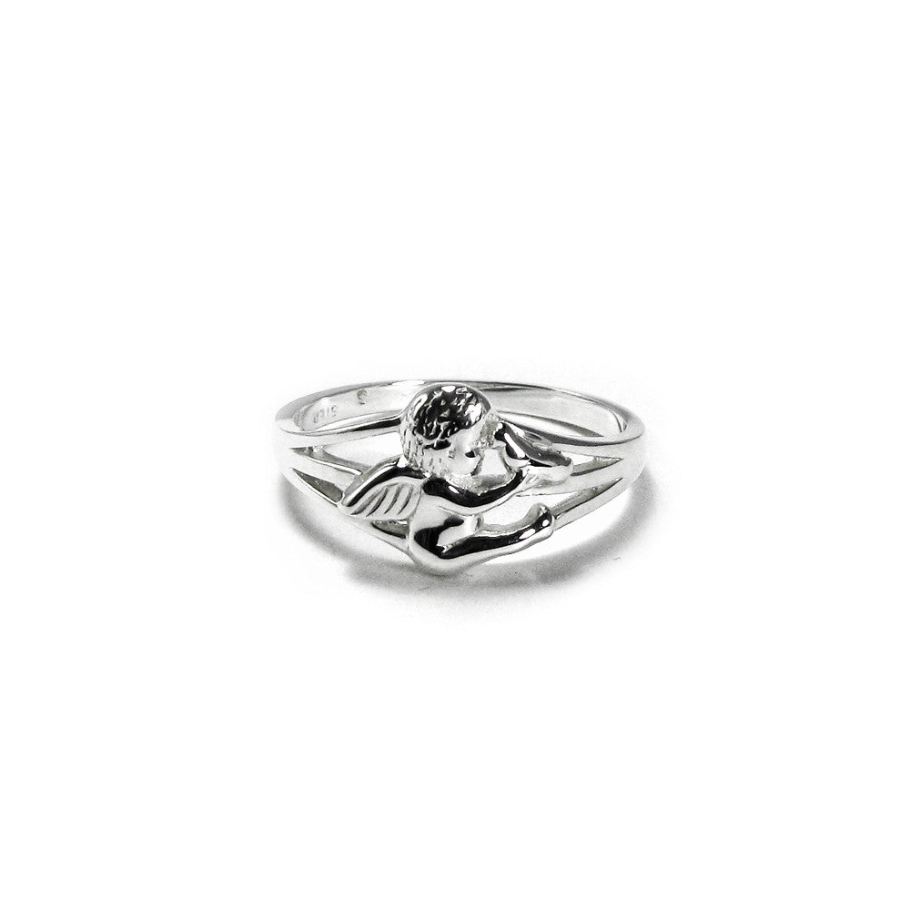 footprint sterling cute foot print simple design product rings oxidised baby silver ring midi toe