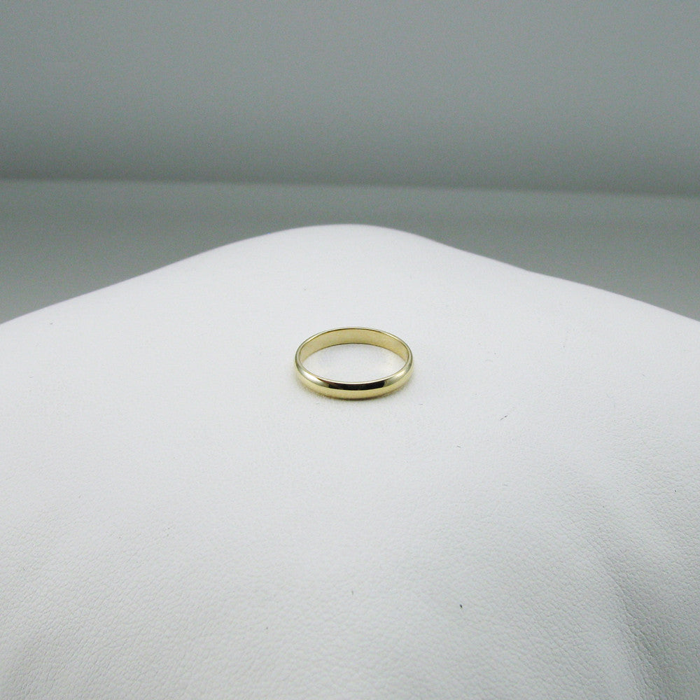 Baby Ring- Gold Band