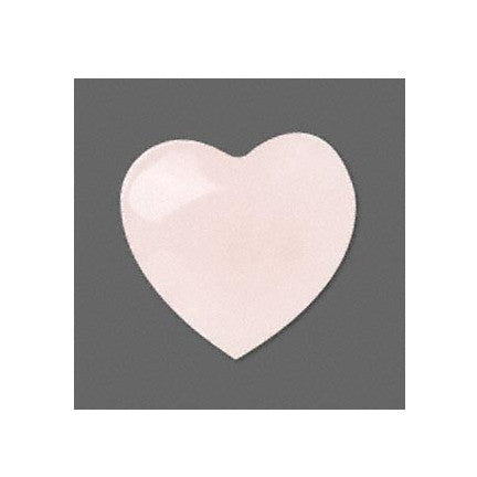 Healing Heart Rose Quartz Pocket Stone for comfort and healing after loss or times of trouble
