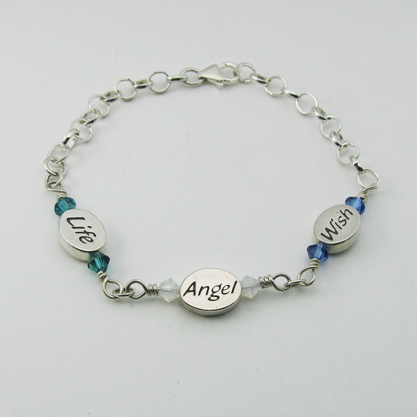 Miscarriage Jewelry Miscarriage Infant Loss Message