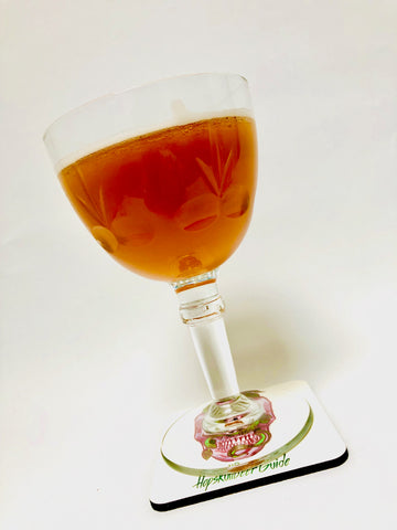 Chalice glass