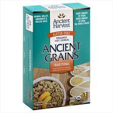 Ancient Harvest 8 pack case Cereal Quinoa Traditional Organic 11 oz