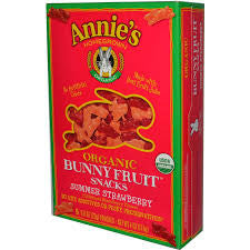 Annie`s Homegrown 12 pack case Fruit Summer Strawberry Organic 4 oz