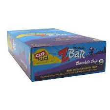 Clif Kid 18 pack case Zbar Organic Chocolate Chip 1.27 oz
