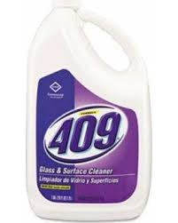 409 Cleaner 1 ct Glass and Surface Cleaner 1 gallon