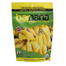 Barnana 12 pack, Dried Fruit, Banana Bites, Original, 1.4 oz - $2.07 ea