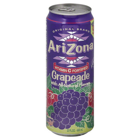 Arizona 24 pack Grape 23.5 oz