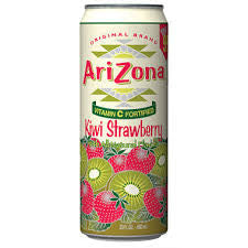 Arizona 24 pack Strawberry Kiwi 23.5 oz