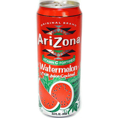 Arizona 24 pack Watermelon 23.5 oz