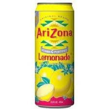 Arizone 24 pack Lemonade 23.5 oz