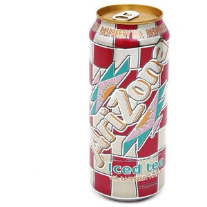 Arizona 12 pack Raspberry Tea 16 oz