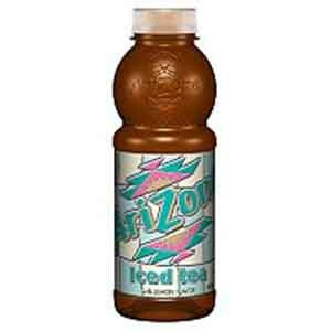 Arizona 12 pack Diet Lemon Tea 16 oz
