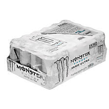 Monster 24 pack case Zero Ultra 16 oz