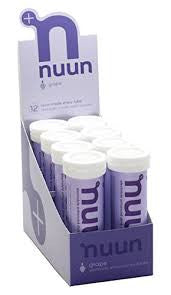 Nuun Active 8 pack Drink Tabs Grape 10 ea (80 Tabs)