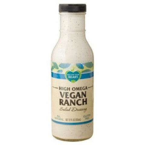 Follow Your Heart 6 pack case High Omega Vegan Ranch 32 oz