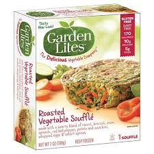 Garden Lites, 12 pack, Roasted Vegetable, Kosher Free, Frozen, 7 oz