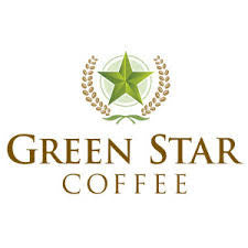 Green Star Coffee 1 ct Gourmet Fine Ground Decaf House Blend Organic 5 lb