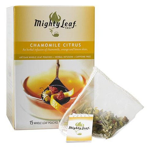 Mighty Leaf 1 pack 100 ct Herbal Chamomile Organic