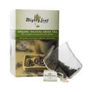 Mighty Leaf 1 pack 100 ct Green Hojicha Organic