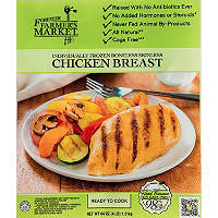 Forester Farmer's Market Frozen Chicken Breast (4 lbs.)