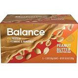 Balance 6 pack Bar Peanut Butter 1.76 oz