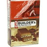 Builders Bar 12 pack Chocolate 2.4 oz