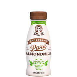 Califia Farms 8 pack case, Almond Milk, Chocolate Protein 10.5 oz