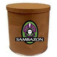 Sambazon 1 ct Sorbet, Acai Berry, Smoothie Blend, Organic 3 gl