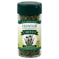Frontier Natural 1 ct, Spice, Chives Freeze-Dried .14 oz