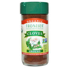 Frontier Natural 1 ct , Spice, Cloves, Ground, Fair Trade 1.9 oz