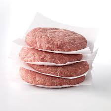 Ideal Meat 2 pack (30 patties) Turkey Burger 3-1 95/5 5.25 lb