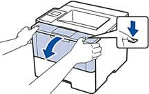 How to correctly change Brother toner cartridges in your printer