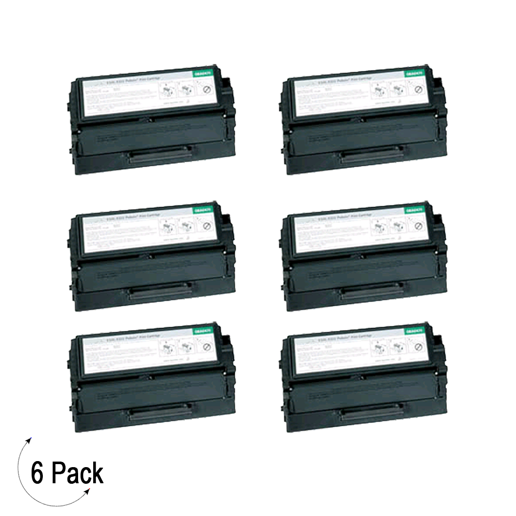 Compatible Lexmark 776 SET  -Toner 6 Pack (08A475)