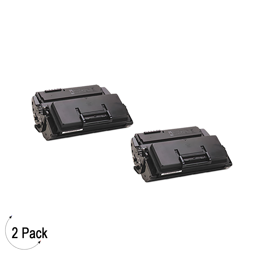 Compatible Xerox 106R01371  -Toner 2 Pack (106R01371)
