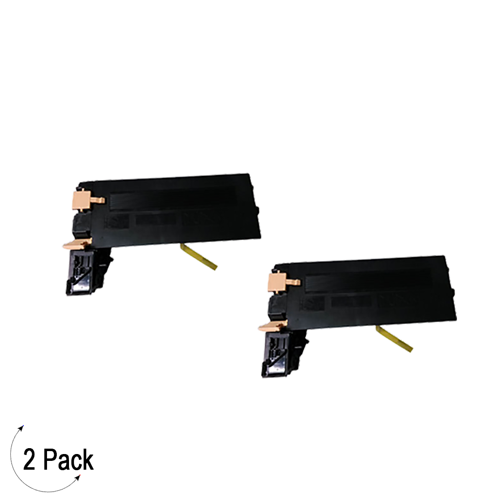 Compatible Xerox 106R01409 Black   -Toner 2 Pack (106R01409)