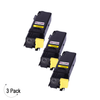 Compatible Xerox 106R01596 Yellow -Toner 3 Pack (106R01596)