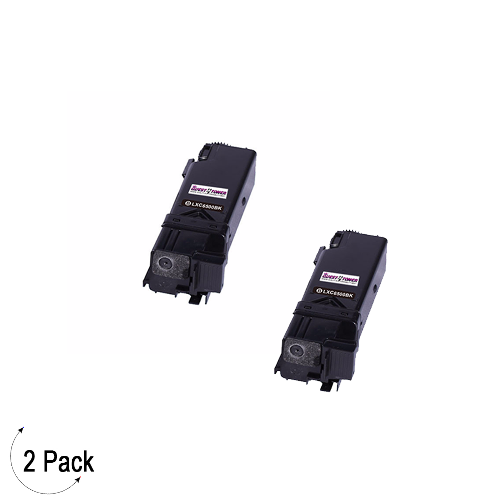 Compatible Xerox 106R01597 Black   -Toner 2 Pack (106R01597)