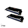 Compatible Xerox 113R00726 Black -Toner 2 Pack (113R00726)