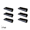 Compatible Xerox 113R00726 Black -Toner 6 Pack (113R00726)