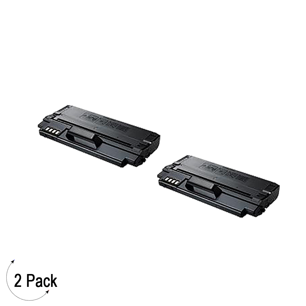 Compatible Samsung ML 1630A  -Toner 2 Pack (ML-1630A)