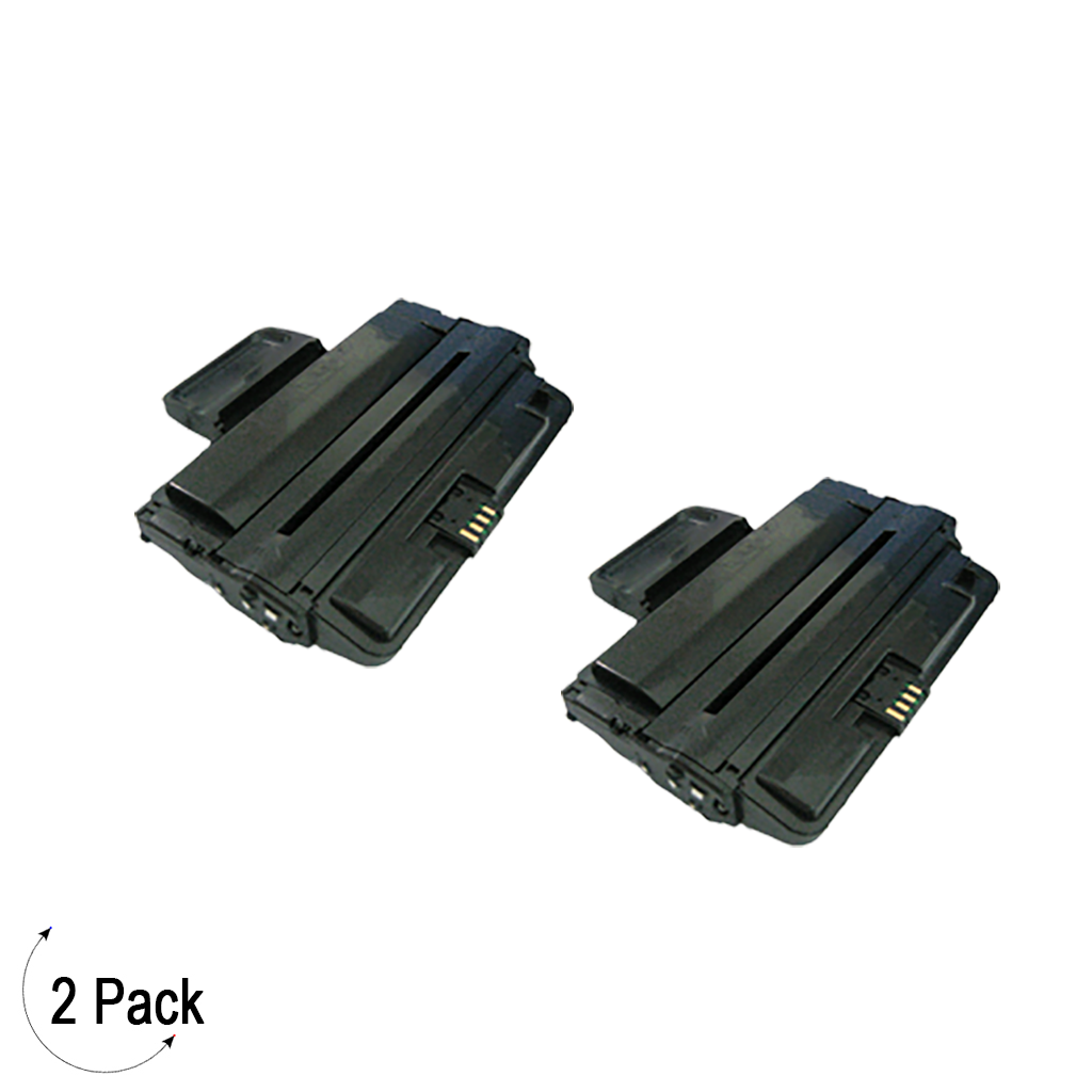 Compatible Samsung ML 2850B  -Toner 2 Pack  (ML-2850B)
