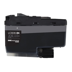Compatible Brother LC3035BK Ultra High Yield Ink Cartridge Black