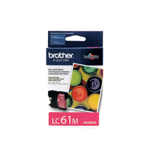Brother LC 61M Magenta -original Ink