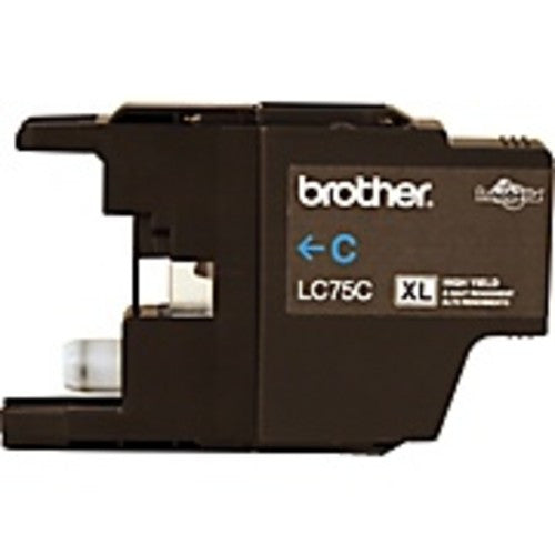 Brother LC 75C Cyan -original Ink
