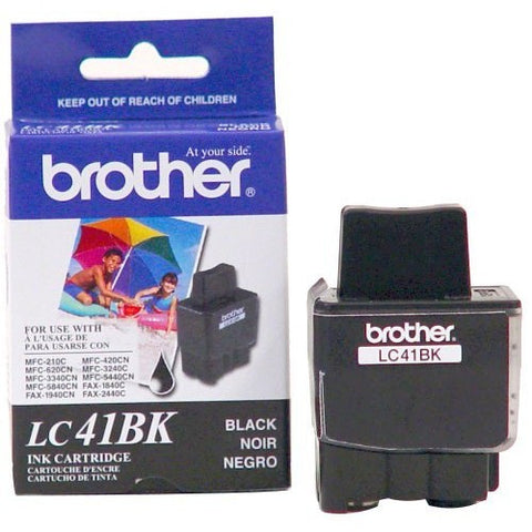 Brother LC 41 Black -original Ink