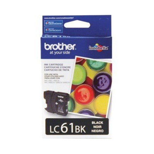 Brother LC 61 Black -original Ink